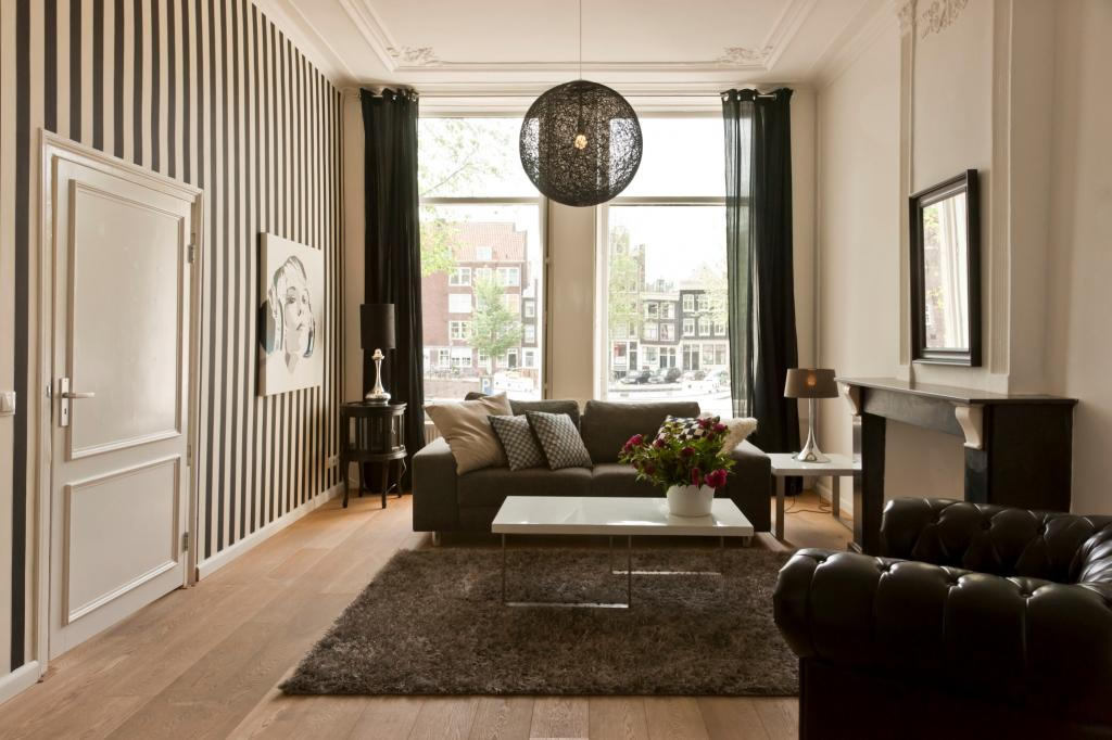 Captain canal house 2 apartment amsterdam for Appart hotel amsterdam 6 personnes